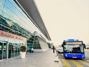 ტრანსპორტი აეროპორტში